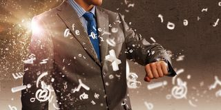 Time for business Stock Images