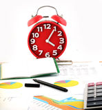 Time of business Stock Images