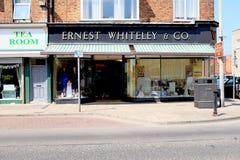 Time Capsule shop, Bridlington. Royalty Free Stock Photography