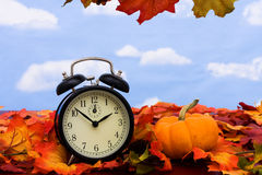 Time change Royalty Free Stock Photography
