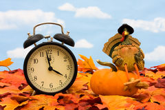 Time change Royalty Free Stock Image