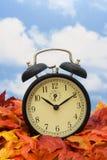 Time Change Royalty Free Stock Photo