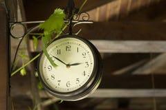 Time change stock image