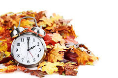 Time Change Daylight Savings stock photography