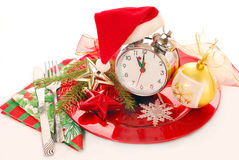 Time for christmas ! Royalty Free Stock Photos
