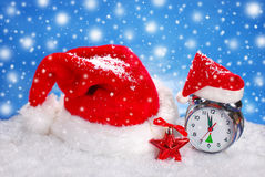 Time for christmas Royalty Free Stock Photo
