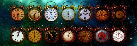 Time, Clock, Alarm Clock, Time Of Royalty Free Stock Photography