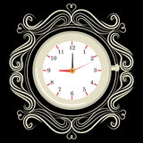 Time and clock icon Royalty Free Stock Photography