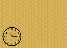 Time and clock icon set,  eps10 Stock Images