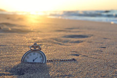 Time clock Royalty Free Stock Photo