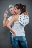 Time and clock Stock Photos