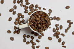 Time for a coffee Royalty Free Stock Image