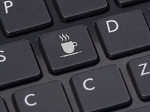 Time for a coffee break Stock Images