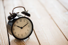 Time Concept With Alarm Clock Royalty Free Stock Image