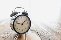 Time Concept With Alarm Clock Royalty Free Stock Photography