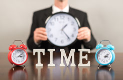 Time concept Stock Image