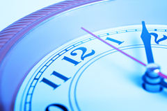 Time concept clock Royalty Free Stock Photography