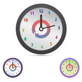 Time Concept Icon Stock Image