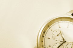 Time and copyspace Stock Images