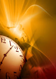 Time Design Abstract stock photo