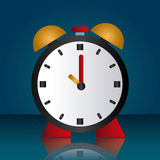Time design Stock Image