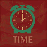 Time design Royalty Free Stock Images
