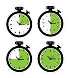 Time design Stock Photos