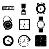 Time design. Royalty Free Stock Photo