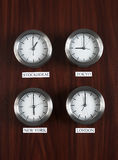 Time Difference Royalty Free Stock Photos
