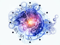 Time dynamic Royalty Free Stock Images