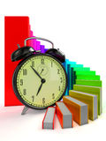 Time of education Stock Images