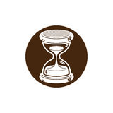 Time without end conceptual icon, web design element. 3d antique Royalty Free Stock Photo