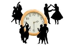 Time för att dansa royaltyfri fotografi