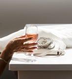 Time för en drink Royaltyfri Bild