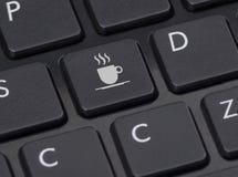 Time för ett kaffeavbrott Arkivbilder