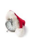 Time för jul Fotografering för Bildbyråer