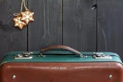 Time för julloppet Royaltyfria Bilder