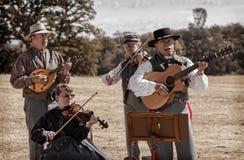 Time för musik royaltyfri fotografi