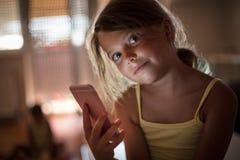 Time för teknologi royaltyfri fotografi