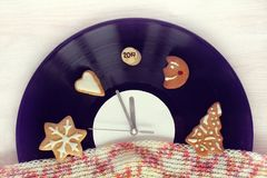 Time for the festive melodies Royalty Free Stock Images