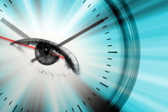 Time Flies Stock Image