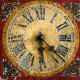 Time Flies, vintage clock