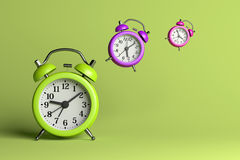 Time Flies Royalty Free Stock Images