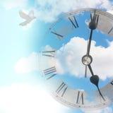 Time Flies Stock Photo