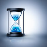 Time flows Royalty Free Stock Photography