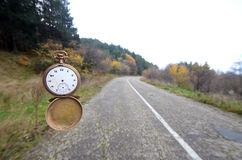 Time fly .Time concept Royalty Free Stock Photography