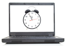 Free Time For Lap-top Stock Photo - 1737550