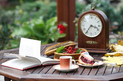 Free Time For Tea Royalty Free Stock Photography - 11343477