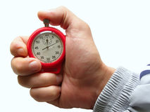 Time forward Stock Photography