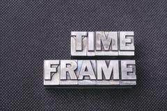 Time frame bm Stock Photography